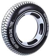 Jilong Schwimmring Big Wheel XL Wasserspielzeug Sitzreifen Poolsessel Schwimmsitz Ø 110 x 25 cm