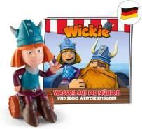 tonies Hörfiguren für Toniebox - Wickie - Wasser auf die Mühlen - ca. 65 Min. - Ab 5 Jahre -DEUTSCH