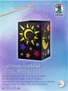 Laternen Bastelset Sonne, Mond und Sterne