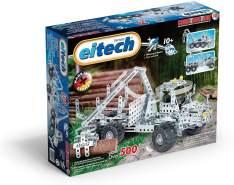 """Eitech 00305 - Metallbaukasten """"Forstfahrzeuge"""""""