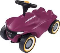 BIG 800056244 'Bobby-Car-Neo Aubergine' ab 12 Monaten, bis 50 kg belastbar, lila