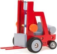 New Classic Toys Gabelstapler, aus Holz