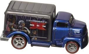 Cars Mattel DLB45 - '49 Ford Coe - Pop Culture X-Men | Hot Wheels Premium Auto Set