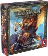 Pegasus Spiele 56206G - Talisman - Die Drachen (Erweiterung)