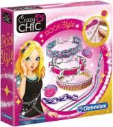 Clementoni 15134.9 - Paracord und Rock Armbänder, Kreativartikel