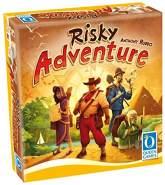 Queen Games 10191 - 'Risky Adventure'