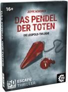 Gamefactory - 50 Clues - Das Pendel der Toten