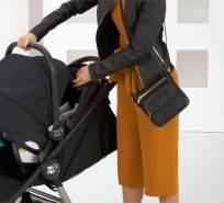 Baby Jogger City Mini2 & GT2 Kinderwagenadapter für Die Babyschalen City GO und Graco Click Connect