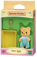 Sylvanian Families 3424 - Bären Baby Sammelfigur