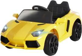 Kinder Elektroauto Kinderauto Kinderfahrzeug Elektrofahrzeug Spielzeug Auto (Gelb)
