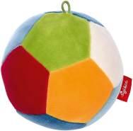 sigikid, Mädchen und Jungen, Aktiv-Ball uni, Baby Activity, Mehrfarbig, 42313