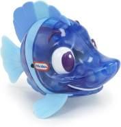 little tikes 173820GR Sparkle Bay Funkelfisch Damselfisch, Wasserspielzeug mit Leucht- und Schwimmfunktion, blau