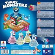 HUCH! Yummy Monsters Gesellschaftsspiel