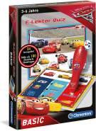 Clementoni 59026.1 Disney Cars E-Lektor