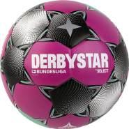 Derbystar Bundesliga Player Fußball pink-grün-schwarz 5