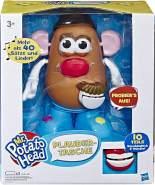 Playskool E4763100 Mr. Potato Head Plaudertasche, elektronisches interaktives Spielzeug für Kinder ab 3 Jahren, Multicolor