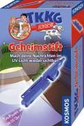 KOSMOS 654535 TKKG Junior - Geheimstift, Detektivspielzeug, Detektiv Ausrüstung