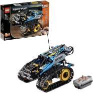 LEGO Technic 42095 'Ferngesteuerter Stunt-Racer', 324 Teile, ab 9 Jahren, motorisiertes 2-in-1-Modell