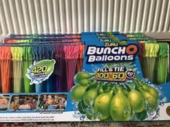 BUNCH O BALLOONS WASSERRUTSCHE 56317