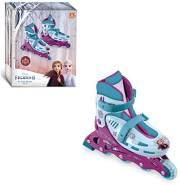 Mondo–28314–Inline-Skates–Die Schneekönigin–Größe M