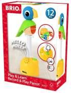 BRIO 30262 - Musikspiel Papagei Polly