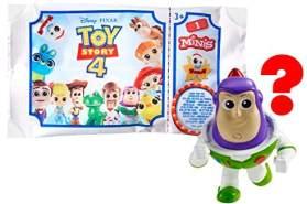 Toy Story GCY17 - Toy Story 4 Mini Figur im Blindpack, je 1 Überraschungs Filmfigur für Spielspaß zu Hause und unterwegs, Sammelfigur für Kinder ab 3 Jahren