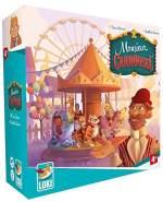 LOKI Monsieur Carrousel Memo-Spiel, bunt