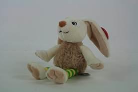 Schaffer 5418 - Funny Bunny-Hase Kuscheltier 20 cm, Sortiert, Mehrfarbig