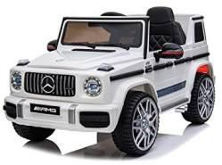 """Mercedes Benz G63 Amg Jeep Suv Kinder Elektro Auto Kinderfahrzeug"""