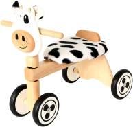 Bartl 110646 'Rutscher Kuh', ab 12 Monaten, schwarz / weiß
