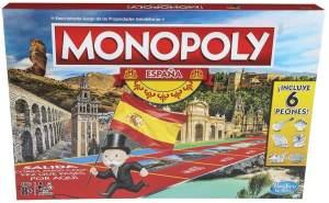Monopoly – Spanien (Hasbro E1654105)