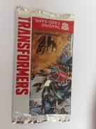 Topps Transformers Sammelkarten EIN Booster
