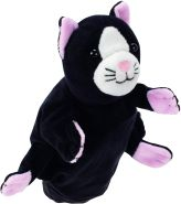 Beleduc 40122 - Handpuppe Katze, Bewährt im Kindergarten