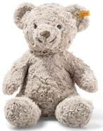 Steiff 113437 Soft Cuddly Friends Honey Teddybär, grau, 38 cm