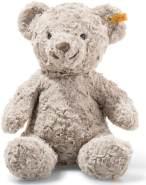 Steiff 113437 Soft Cuddly Friends Honey Teddybär, grau, 38 cm