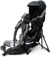 kiddy - Adventure Pack Rückentrage Onyx Black