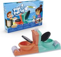 Hasbro Spiele E3257100 Pipi Party Duell, Kinderspiel, Multicolor