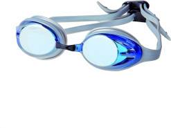 Fashy Schwimmbrille Power Mirror, blau, 4156 2007