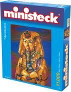 ministeck Pixel Puzzle Steckspiel Tutenchamun