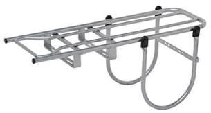 Yepp Yepp Ersatzhalterung für Kindersitz Maxi Gepäckträger, Silber, One Size, 8715362005076