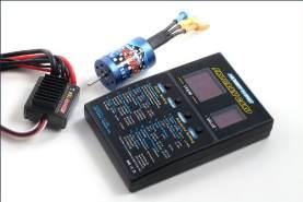 Robitronic Ezrun SL18 Combo mit 2030-18T und Card Brushless für 1:18