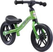 Bikestar Kinderlaufrad Lightrunner 10 Zoll Grün