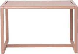 Ferm Living 'Little Architect' Kindertisch rosa