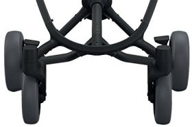 Quinny Zapp X 4-Rad-Set groß, grau