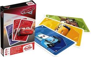 Cartamundi Spielkarten Disney Cars und Old Maid