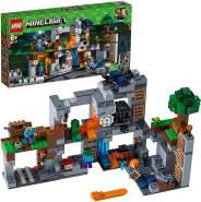 LEGOMinecraft 21147 - Abenteuer in den Felsen, Minifiguren und Spielzeug