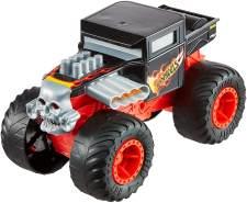 Hot Wheels GCG07 - Monster Trucks 1:24 Bone Shaker Double Troubles