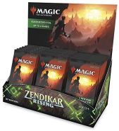 Wizards of the Coast Magic: The Gathering - Zendikar Rising Set-Booster Display
