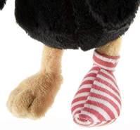 Rabe Socke 197572 Rabe Socke Schlüsselanhänger, mehrfarbig