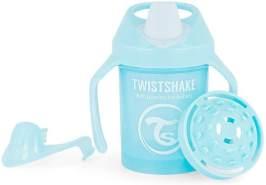 Vital Innovations 78268 Trinkbecher Twistshake Mini Cup, 230 ml, blau